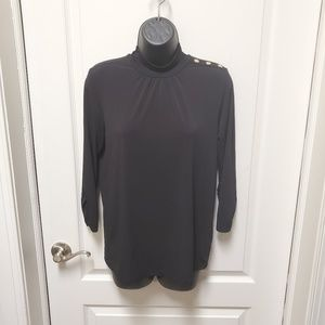 Anne Klein long sleeve Blose